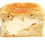 聖庵 - キュービック チーズの断面