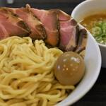 浜田山 - 料理写真:味玉ちゃーしゅーつけめん+ちゃーしゅー