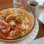 加西サービスエリア(下り線)レストラン - 料理写真: