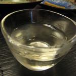 麦酒庵 - 日本酒はこのスタイルで頂きますっ!