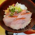 157140837 - 金目鯛丼