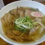 麺哲支店 麺野郎 - 肉醤油ワンタン