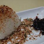 中華そば 麺屋7.5Hz - 料理写真:おにぎり♪