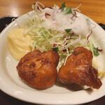 新宿 inton - 豚肉の唐揚げ