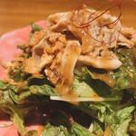 新宿 inton - 棒棒豚サラダ