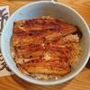 魚登久 - 料理写真:特うな丼(特上サンド)