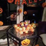 軽井沢倶楽部 ホテル軽井沢1130 - 10月という事で・・ハロウインの飾り付けが!