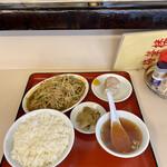 梅華楼 - タンメンを凌駕する梅花楼のカレー炒めシリーズ!!想像通りのオチでスンマセン(汗)