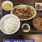 お食事処ちえ - 料理写真: