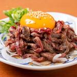 肉焼屋 - 一品料理ハラミユッケ