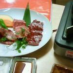 馬肉専科 景虎 - 馬肉 焼き肉 2009.05