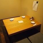 千亀 - テーブル席
