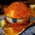 海鮮問屋 三宮 セリ壱 - 料理写真:ワッショイ!!バカ盛りイクラこぼれ丼~北海道産大粒いくら~(レギュラーサイズ)