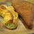ヴィ・ド・フランス - 料理写真:枝豆チーズ、ハムチーズドーナツ