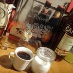 ぽわぶる - 食後の コーヒー