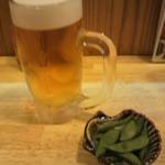 吉鳥 - 生ビールは一番搾り!