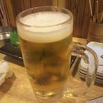 吉鳥 - グラスは冷えています!