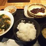 15718945 - 名古屋めし朝食