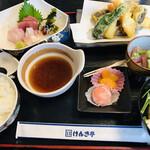 げんき亭 - 料理写真:天ぷら膳(松) =1400円 税込