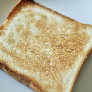 ラ・フーガス - 料理写真:角食パン