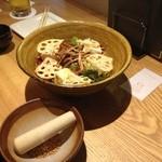 15719581 - 豆腐サラダ