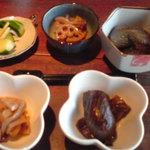 DiningBarTOMATO - 定食に付いている小鉢