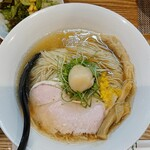 麺屋33 - 【期間限定】冷製!白醤油らーめん
