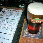 The Smuggler's IRISH PUB - アイルランドのキルケニー