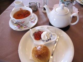 ヴィクトリアンローズ - スコーンと紅茶:2009年5月_ヴィクトリアンローズ