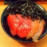 157201607 - 実家の魚飯 550円 ♪