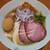亀戸煮干中華蕎麦つきひ - 料理写真:特製冷やし塩煮干
