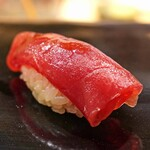 日本橋蛎殻町 すぎた - 鮪の赤身