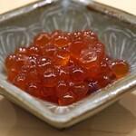 日本橋蛎殻町 すぎた - 鱒子の味噌漬け