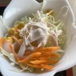 ことぶき - キャベツのサラダ