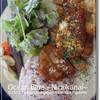 jiji cafe - 料理写真:豚肩ロースのミラノ風カツレツ