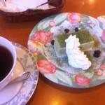 一葉 - 抹茶ティラミス