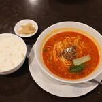 157210853 - 担々麺ハーフ