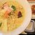 リンガーハット - 料理写真:長崎ちゃんぽん(めん1.5倍)薄皮ぎょうざ3個セット