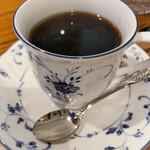 珈琲館 紅鹿舎 - コーヒー