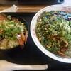 天橋立 くじからラーメン - 料理写真:チャーシュー丼と中華そば