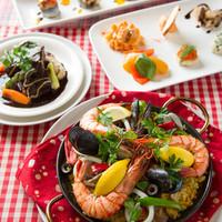 欧味食卓サラマンジェ・ガラ - コース 一例