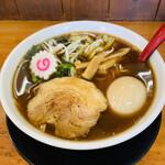 自家製麺屋 登夢道 - 特製ラーメン