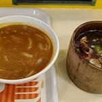 武蔵野 伝統の味 涼太郎 - 肉汁だけで良かったな
