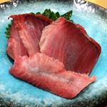 寿司大 - 料理写真:気仙沼産鰹刺身
