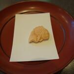 瓔珞 - 料理写真:小さな鯛落雁