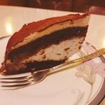 157257357 - ショコラズコットのアップ。                       クリームに練り込まれたクッキー!