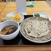 田舍屋 - 料理写真:肉ざるうどん600円