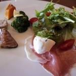 ボッチ デ ビッラ - 前菜