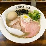たなか青空笑店 - 料理写真:タナニボ…800円、味玉…100円