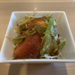 ビストロ レザン - 料理写真:サラダ